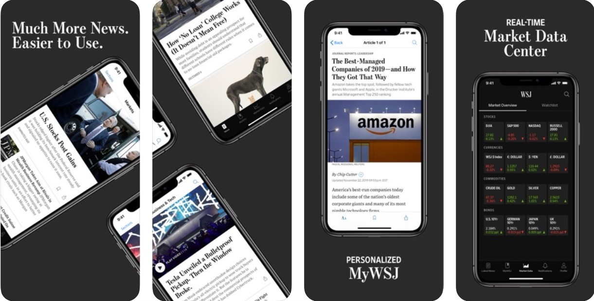 Top 7 apps for financial news on Android and iOS