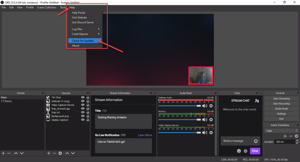 How to update OBS? In 3 simple steps | Candid.Technology