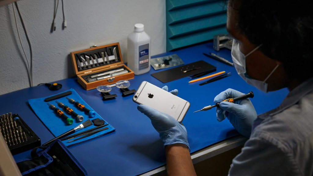 Apple's independent repair provider' program expands to Canada and EU