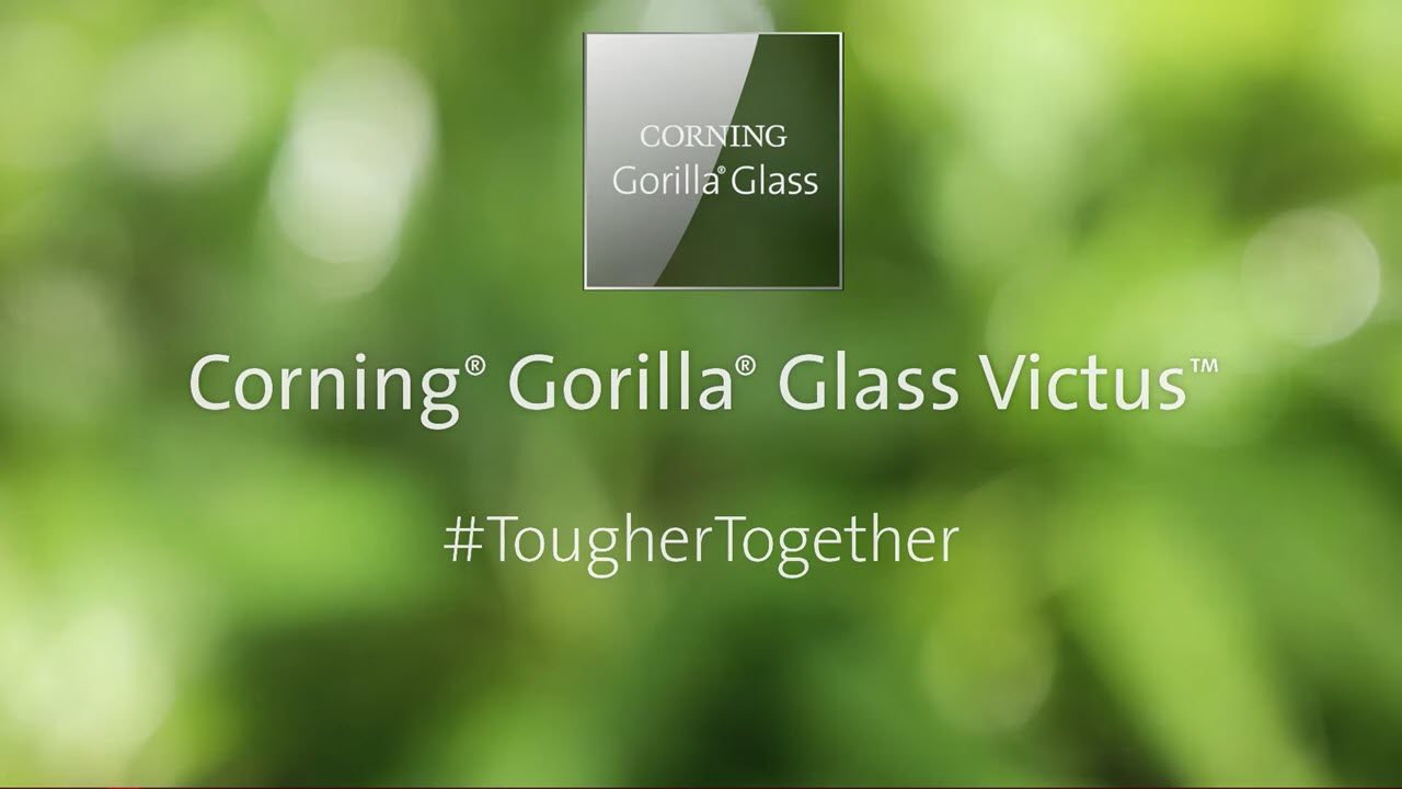Corning Gorilla Glass Victus might help phones survive 2-meter drops