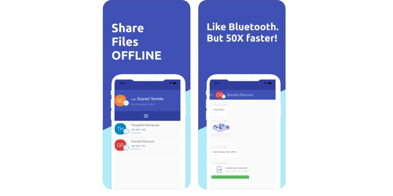 Top 7 ShareIt alternatives for iOS | Candid.Technology