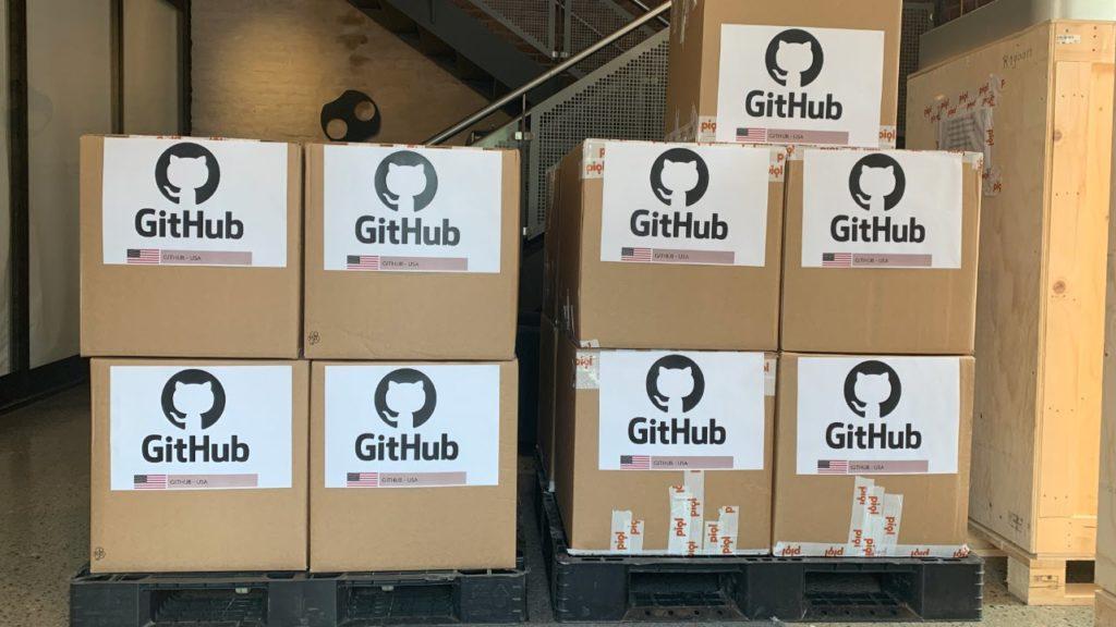 GitHub stores 21TB of open source code in Arctic Code Vault