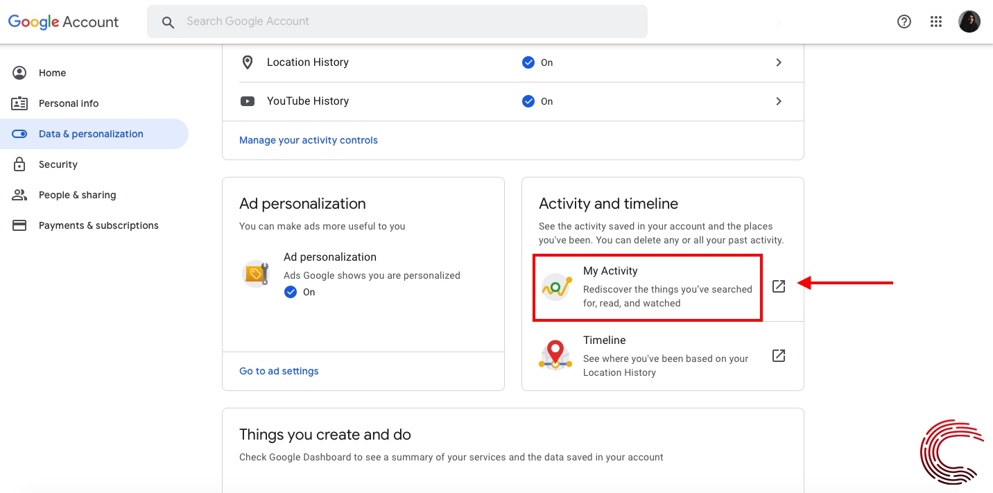 How to delete the transaction history on Google Pay?
