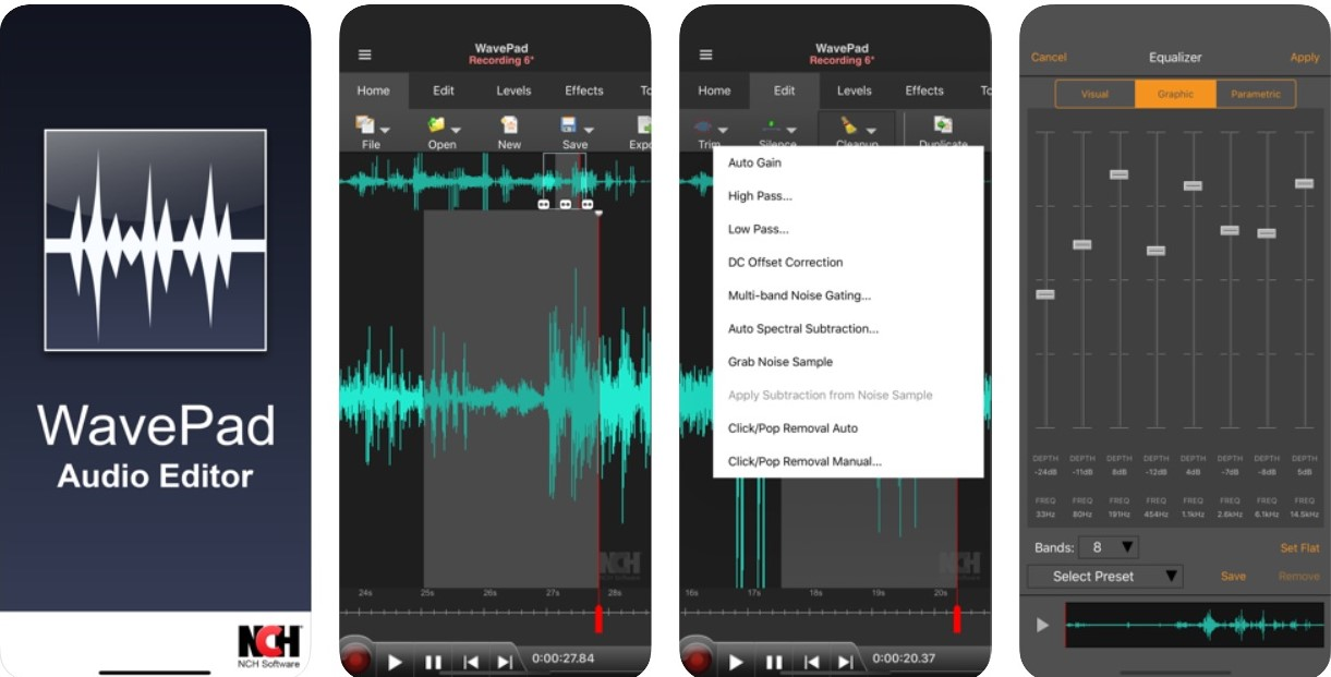 Top 7 audio editing apps for iPhone | Candid.Technology
