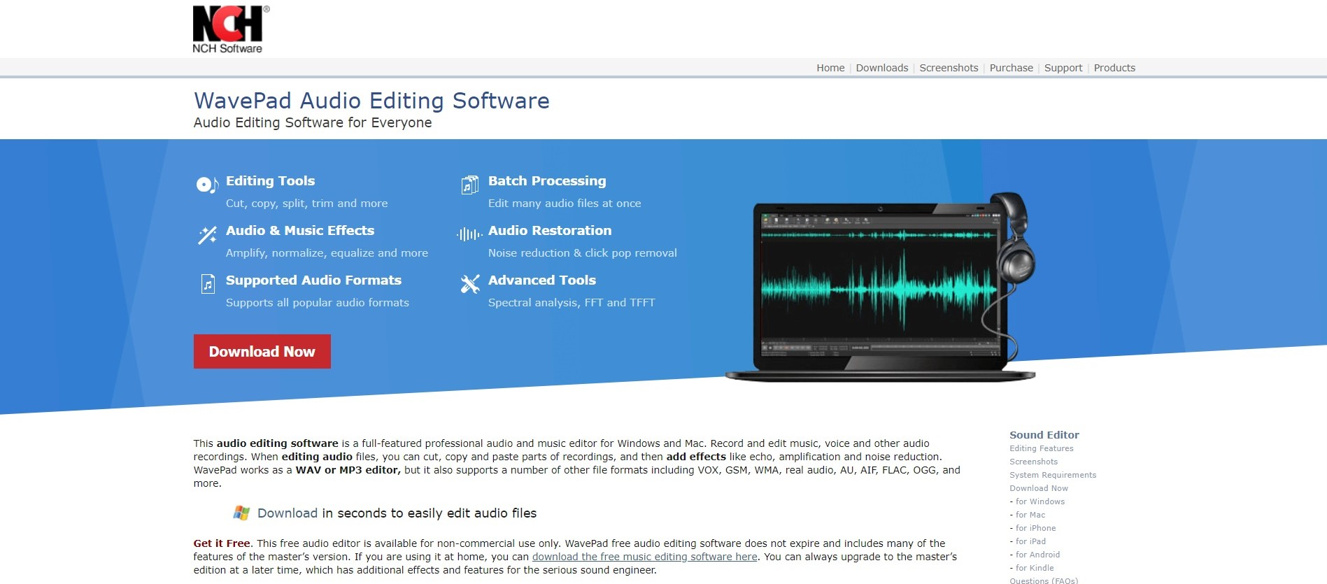 Top 7 audio editing software for PC | Candid.Technology
