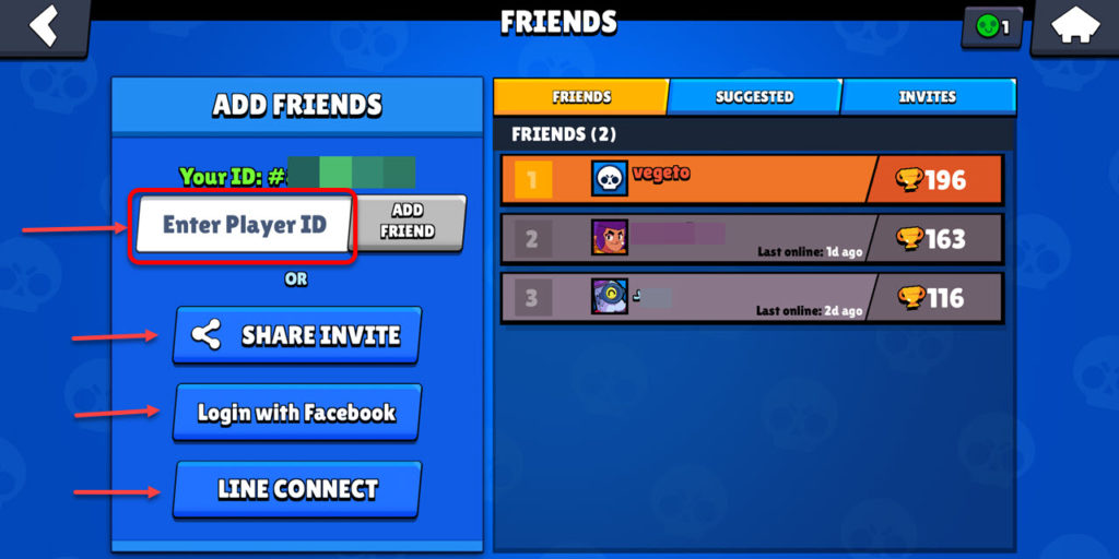 How to add friends in Brawl Stars? | Candid.Technology