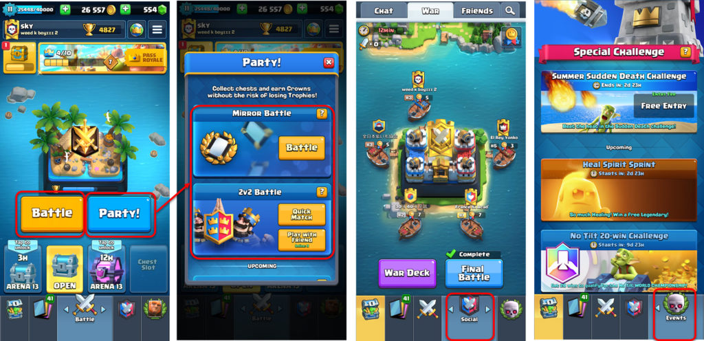 How to get legendary cards in Clash Royale? | Candid.Technology