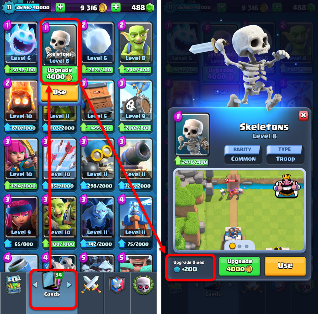 How to level up fast in Clash Royale? | Candid.Technology