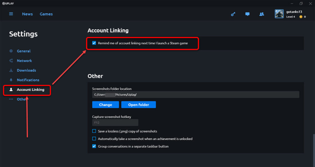 How to link your Uplay account to Steam? | Candid.Technology