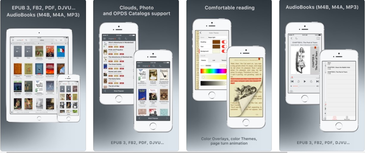 Top 7 ebook apps for iPhone   Candid.Technology