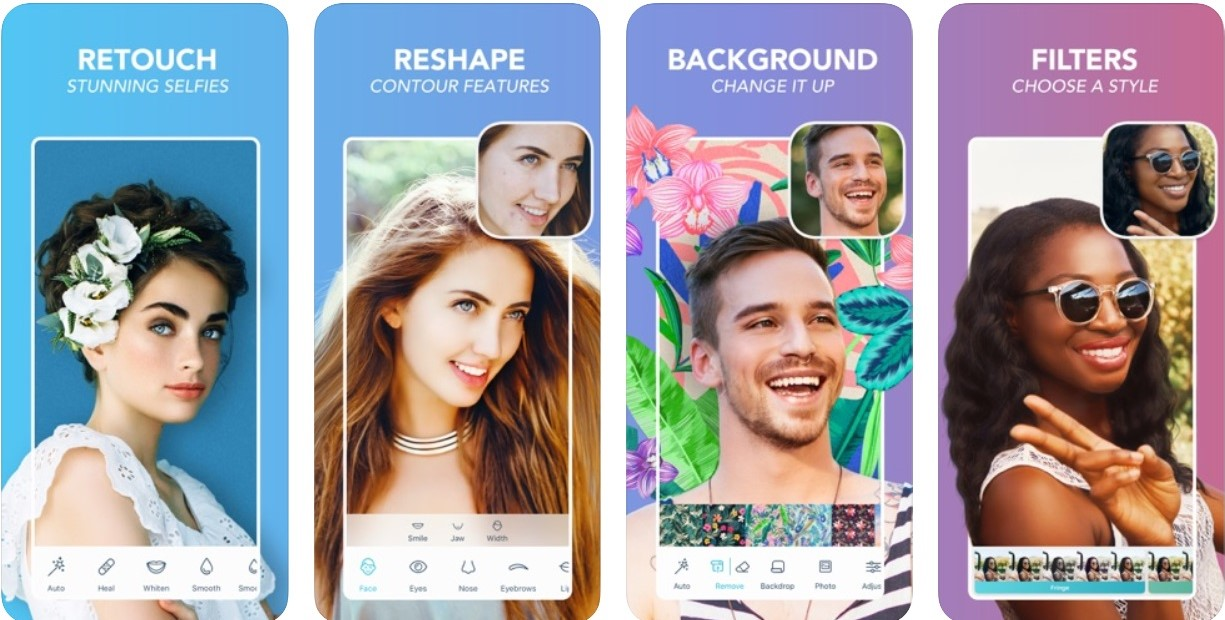 Top 7 alternatives for BeautyPlus for iOS | Candid.Technology