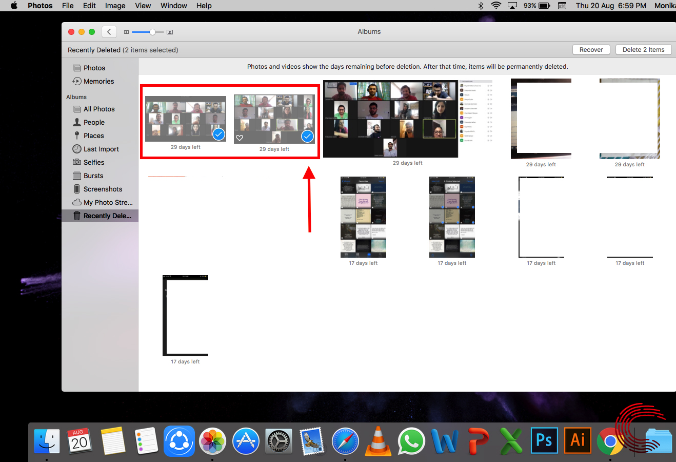 How to delete photos on your MacBook? | Candid.Technology