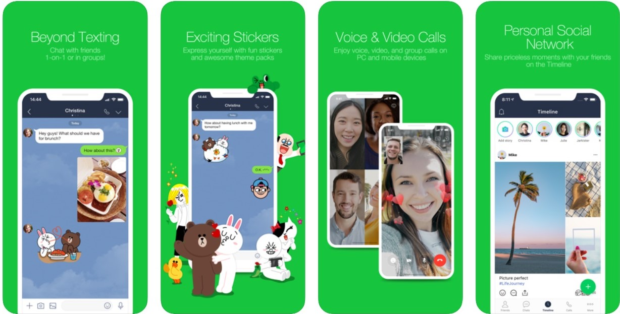 Top 7 WeChat alternatives for iOS | Candid.Technology
