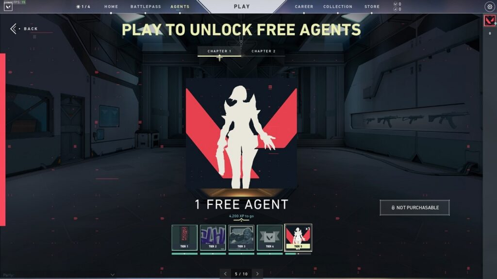 How to unlock Agents in Valorant? | Candid.Technology