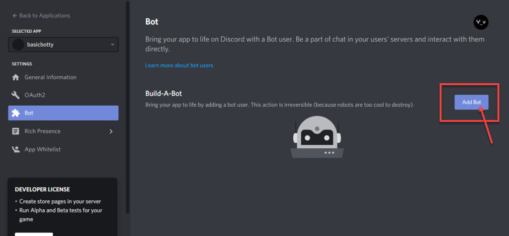 How to create a Discord bot? | Candid.Technology