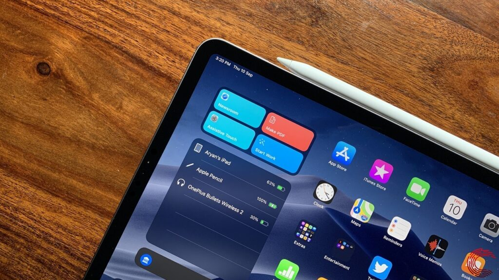 How to check Apple Pencil's battery? | Candid.Technology