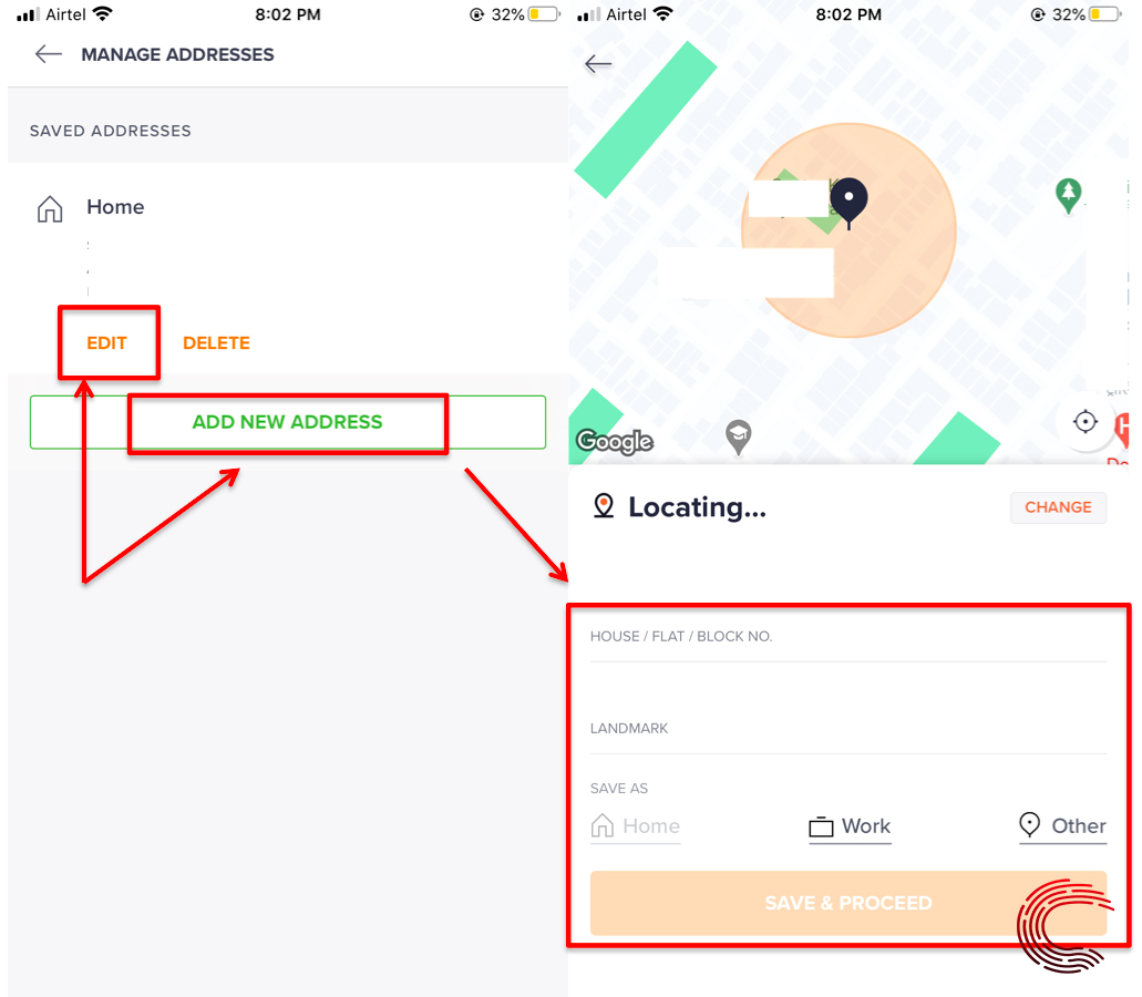How to change your location in Swiggy? | Candid.Technology