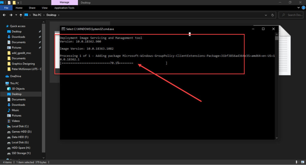 How to enable Group Policy Editor (gpedit.msc) in Windows 10?