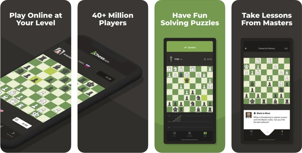 Top 7 Chess apps for Android and iOS   Candid.Technology