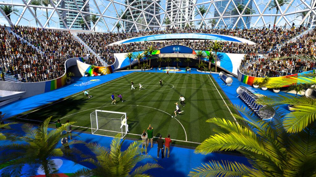 FIFA 21 Stadium list (including VOLTA Football) | Candid ...