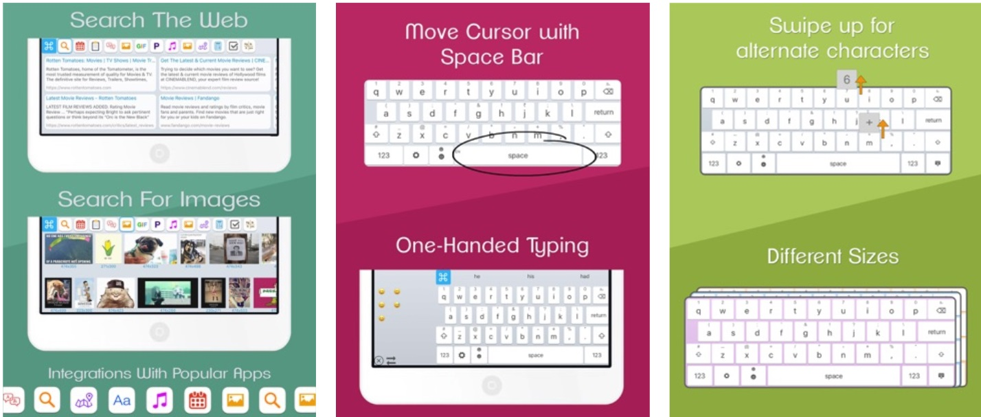 Top 7 keyboard apps for iPad | Candid.Technology