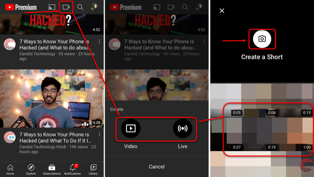 How to post a video on YouTube? | Candid.Technology