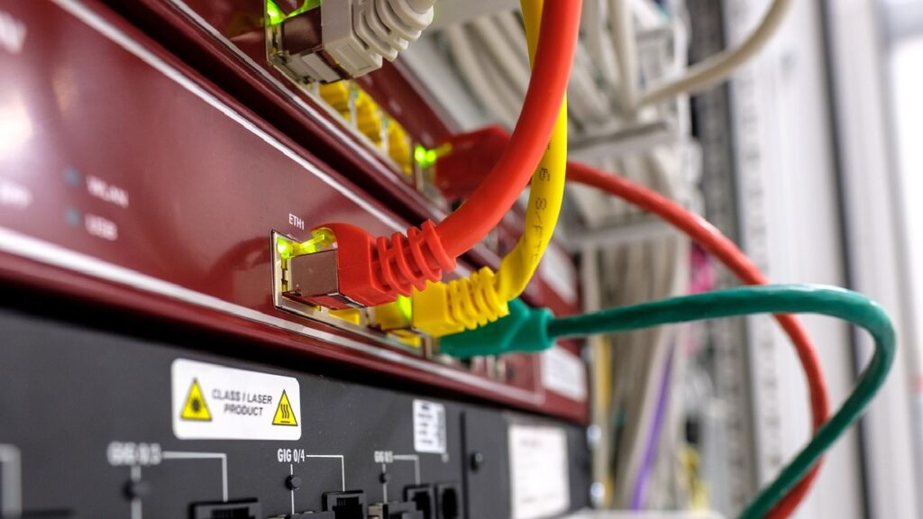 What are Ethernet cables and how do they work?   Candid.Technology