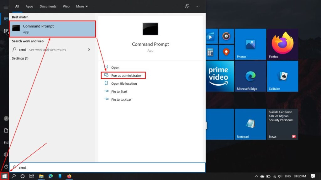 How to get a detailed battery report on Windows 10?