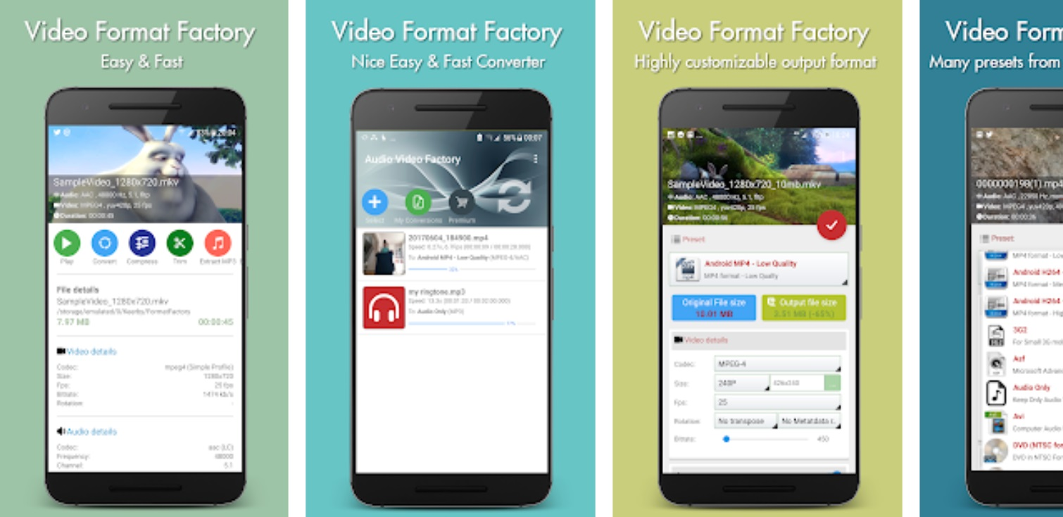 Top 7 Video Converter apps for Android | Candid.Technology