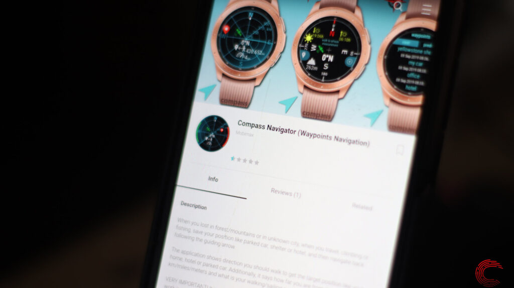 Top 7 Navigation apps for Samsung Galaxy smartwatches