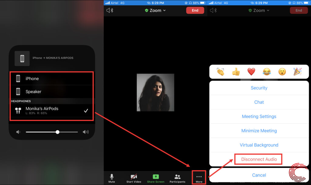 How to share audio on Zoom? | Candid.Technology