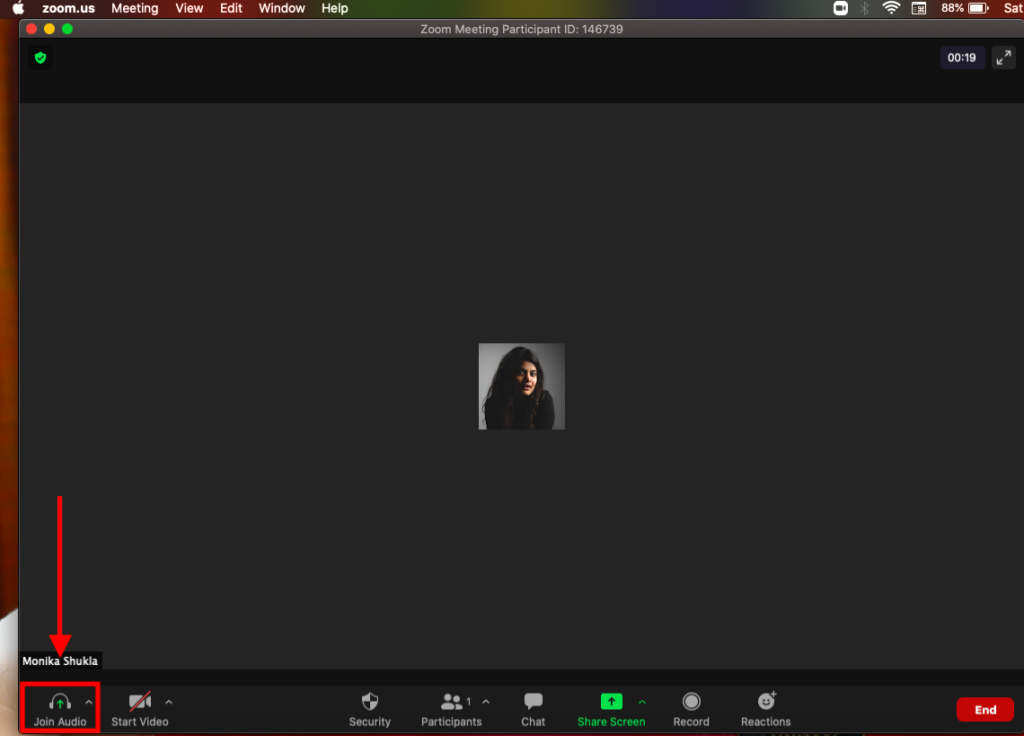 How to share audio on Zoom?   Candid.Technology