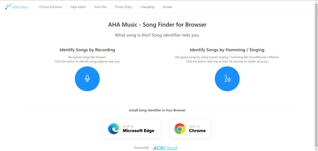 Top 7 websites and apps that help you identify songs by humming tunes