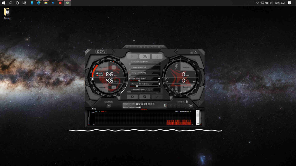 How to setup MSI Afterburner? | Candid.Technology