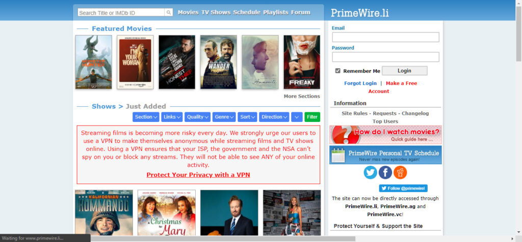 Top 7 sites like 123 movies   Candid.Technology