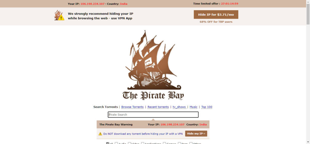 Top 10 Torrent Sites | Candid.Technology