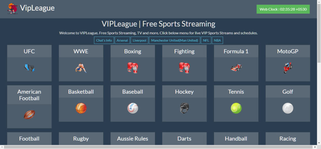 11 best free Sports Streaming sites | Candid.Technology