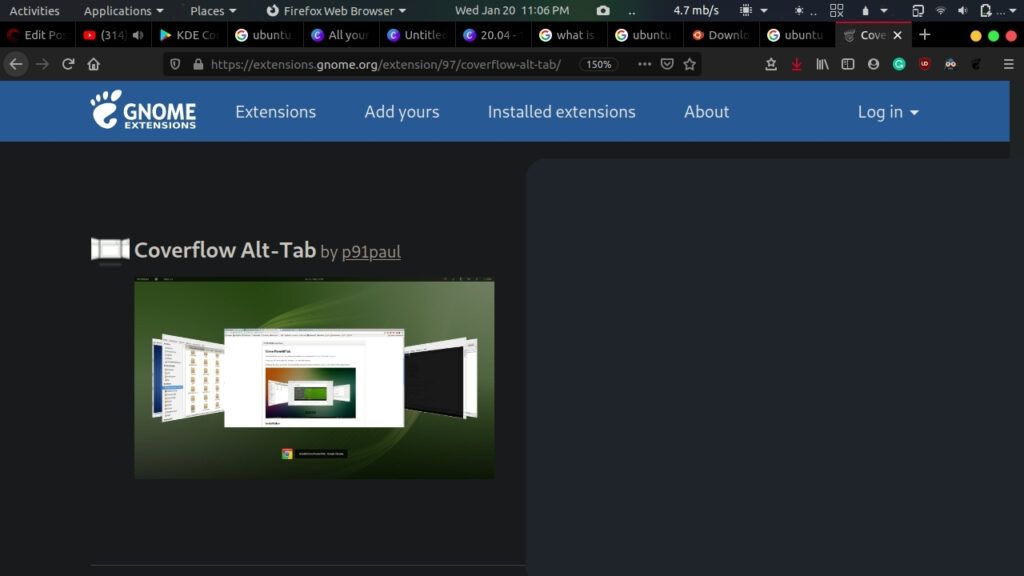 Top 10 Ubuntu extensions for a better user experience