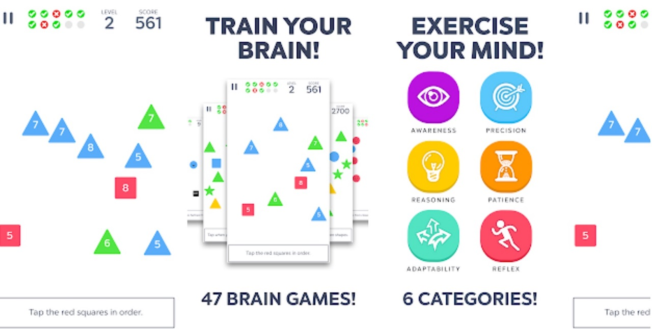 Top 7 Brain Teaser game apps for Android | Candid.Technology