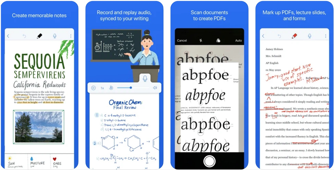 Top 7 Apple Pencil apps for taking notes, drawing and photo editing