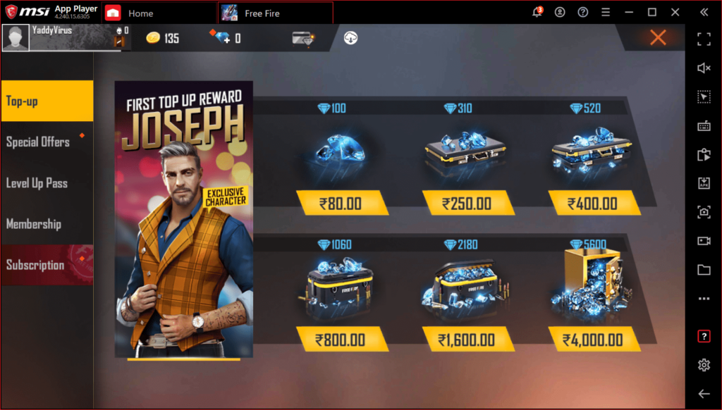 How to change your name in Free Fire? | Candid.Technology