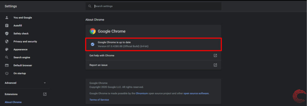 How to know your Chrome version?   Candid.Technology
