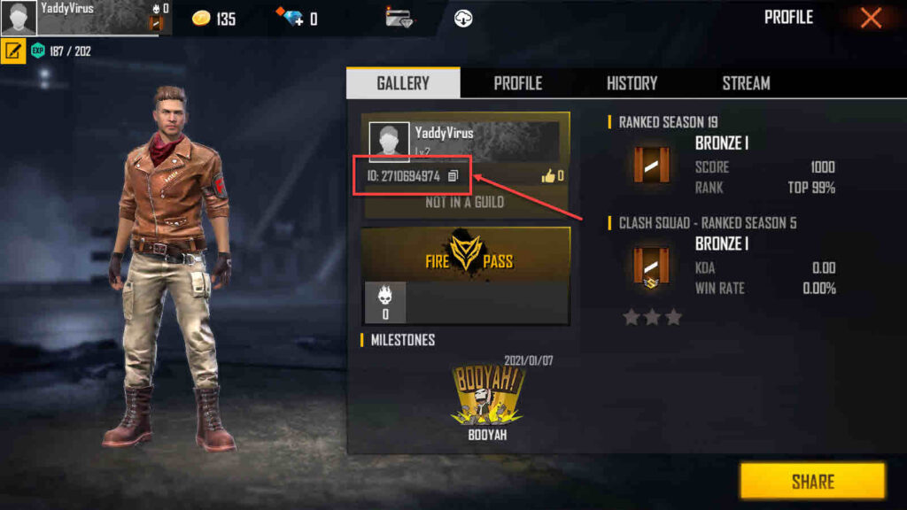 Top Player Of Free Fire Even When It Comes To Popularity This Game Has Been Given All The Credibility To Bangaliana