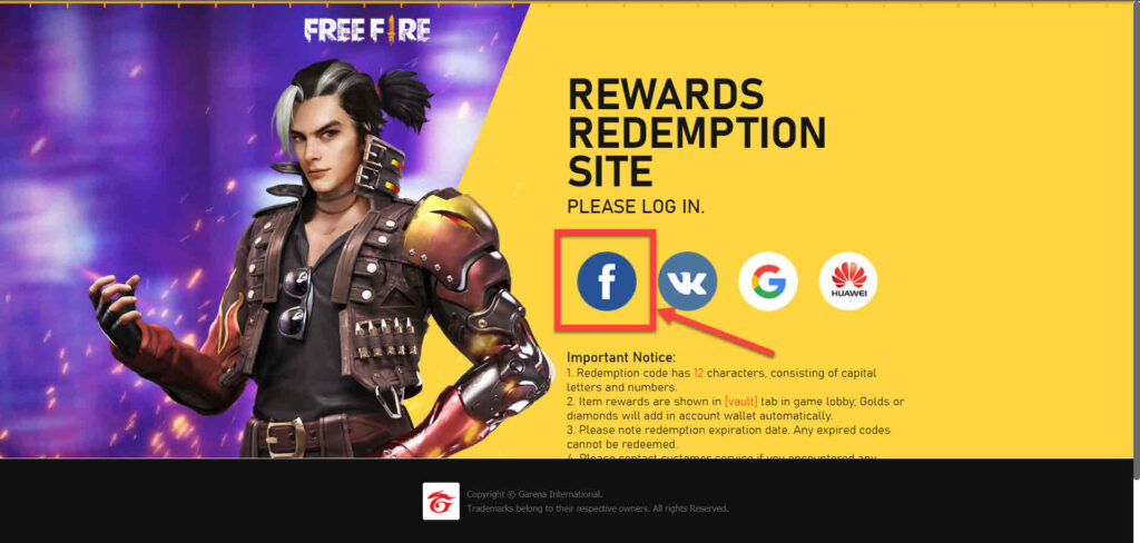 How to redeem codes in Free Fire? | Candid.Technology