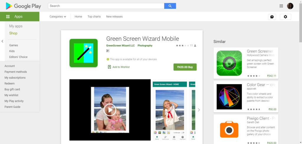 Top 7 Green Screen apps for Android and iOS