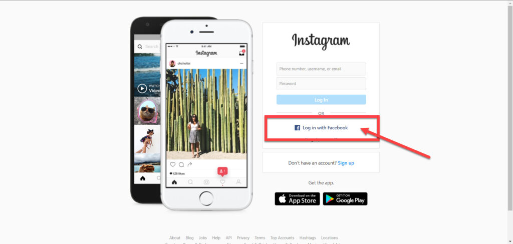 How to fix 'Sorry there was a problem with your request on Instagram' error?