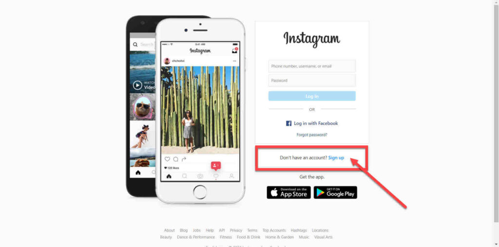 How to fix 'Instagram Signup Blocked' error?