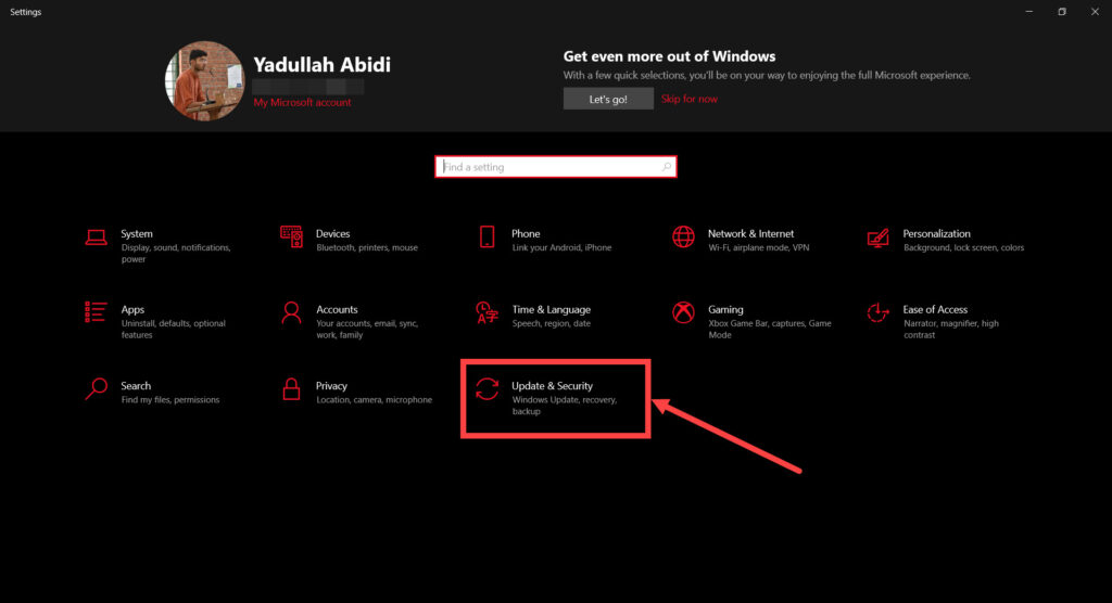 How to fix the 'Windows 10 can't connect to this network' issue?