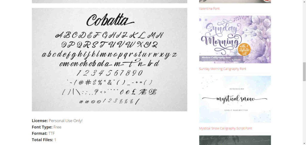 Opentype vs Truetype fonts: Key differences; which one should you use?