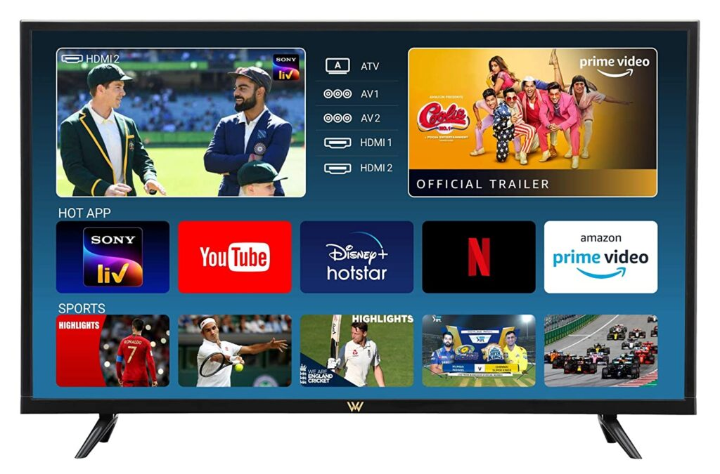 Top 7 cheapest smart TVs in India | Candid.Technology